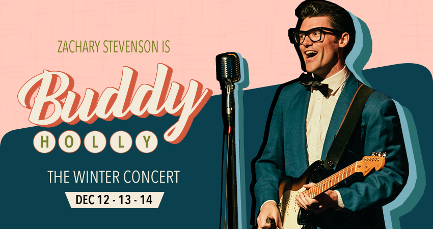 Tickets to Buddy Holly