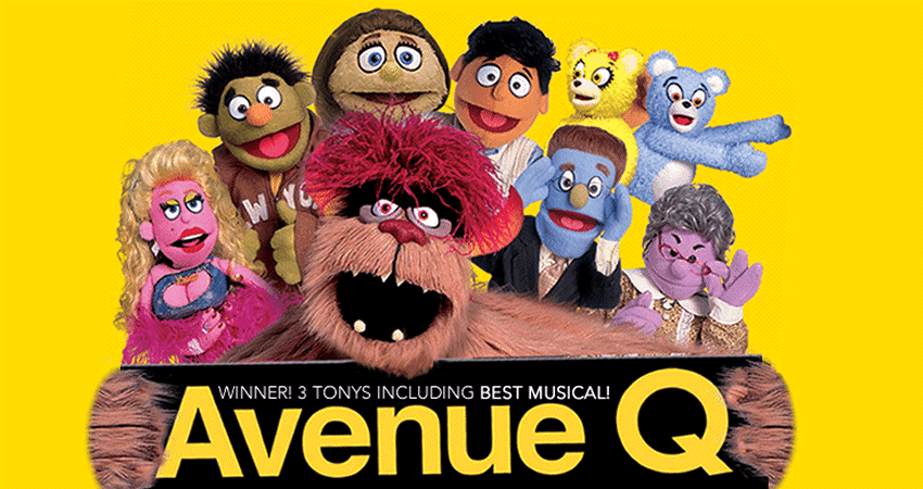 Tickets to Avenue Q from Ticketwise