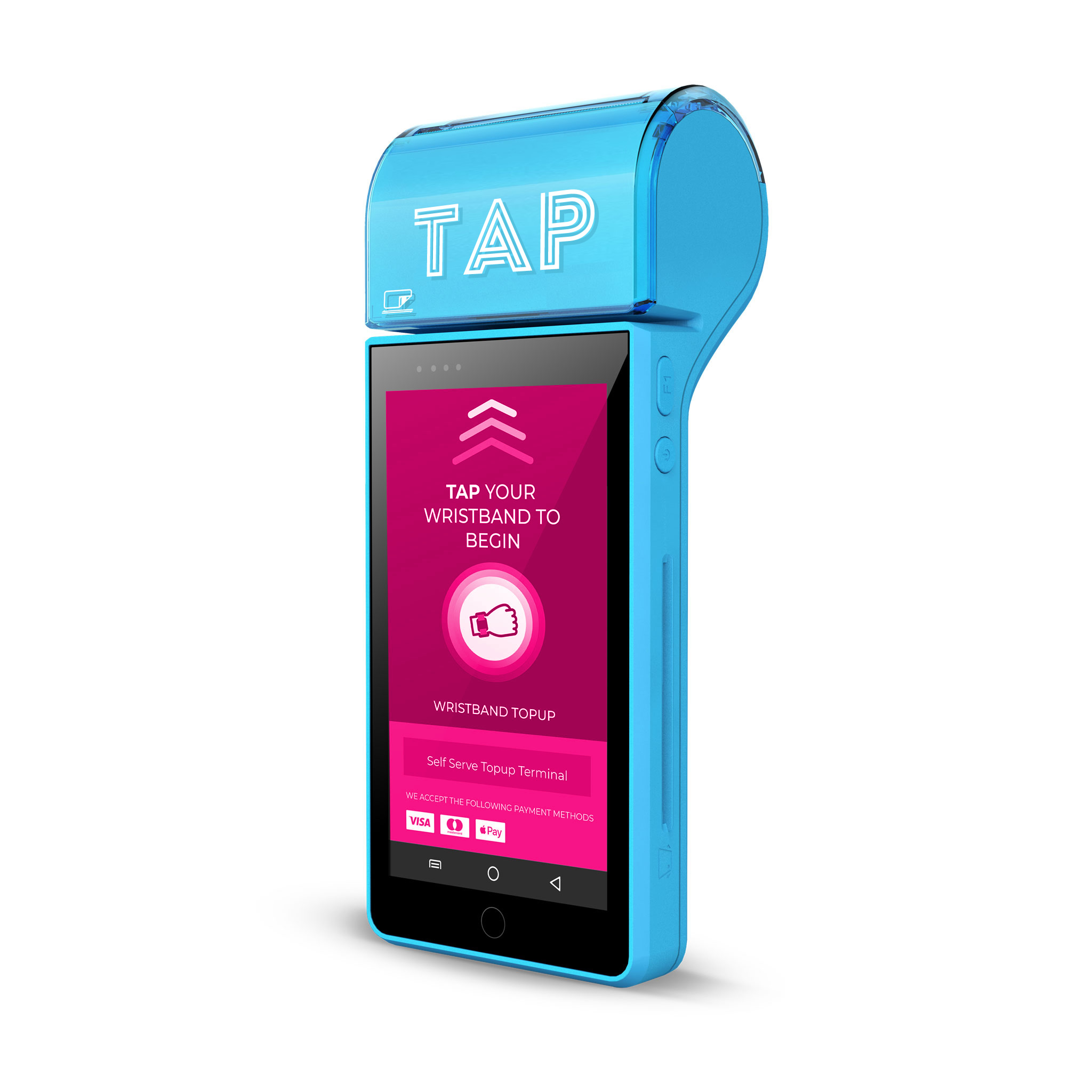 Ticketwise TAP Top-up